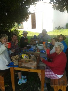 fynbos trail; growing the futures